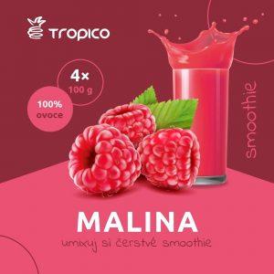 Malinové smoothie(pyré) - zakoupíte zde
